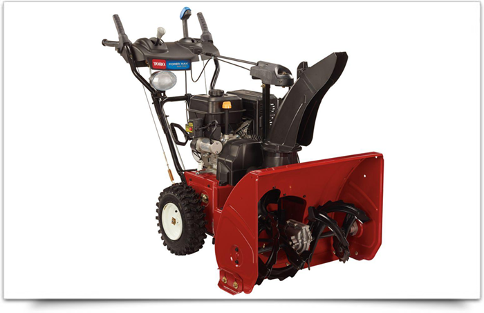 Blower Snow Removal Equipment : Snow blower service plow spreaders frames
